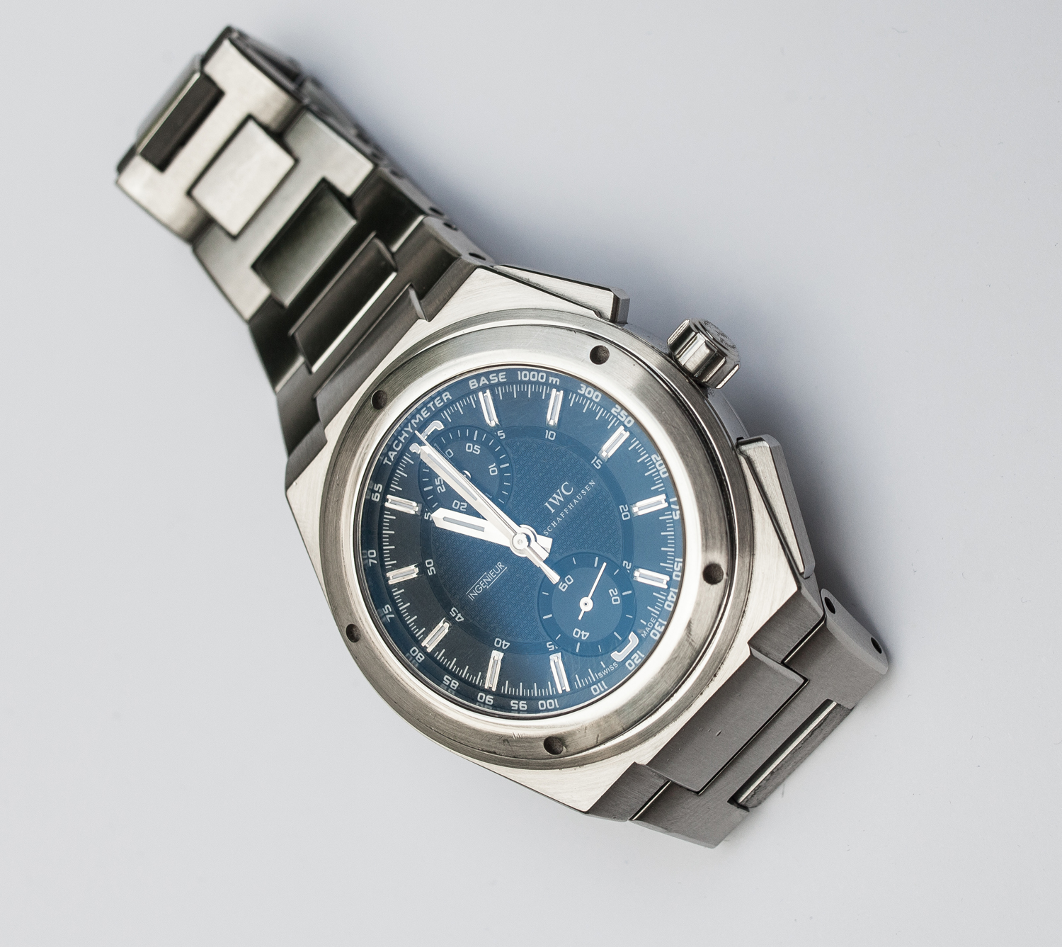 Iwc Ingenieur 3725 Review